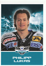 Philipp Lukas Black Wings Linz 2011-12 TOP AK Orig. Sign. Eishockey +A38225
