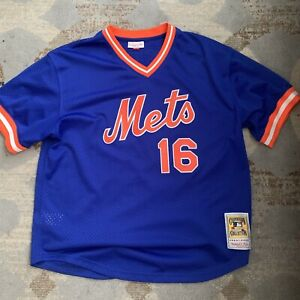 Cooperstown Collection NY Mets jersey Dwight Gooden #16 Mitchell & Ness XL (48)