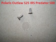 03-07 Polaris Outlaw 525 IRS Predator 500 Brake Master Cylinder Sight Glass