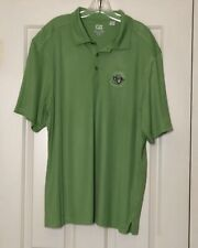 Cb DryTec 2014 U.S.Open Championships Pinehurst No. 2 Mens Green Golf Shirt Xxl
