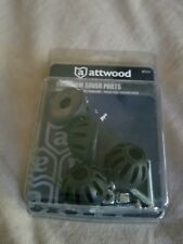 BOAT TRANSOM SAVER REPLACEMENT RUBBER PADS, ATTWOOD BRAND SP-410