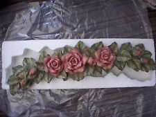 Rose Wall/Window Accent (Shabby Chic) look