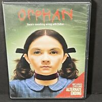 Orphan DVD Widescreen R1 2009 Cover Torn Disc Very Good Condition TESTED