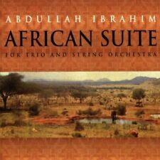 Abdullah Ibrahim :  African Suite - For Trio and String Orchestra ENJA RECORDS C