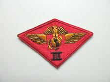 U.S MARINES USMC 3RD MARINE AIR WING PATCH