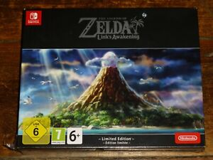 The Legend of Zelda Link's Awakening, Limited Edition, New for Nintendo Switch