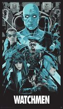 Watchmen Poster - Mondo - Ken Taylor - Artist Proof - Limited Edition of 16