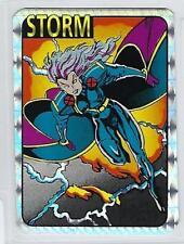 1990's  Marvel X- MEN series Vending Prism Sticker - STORM - *M/NM