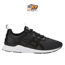 ASICS GEL LYTE Runner Black Trainers Uk 4.5 H7Won 9090 65% Off Clearance Sale