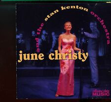 June Christy And The Stan Kenton Orchestra - No Barcode
