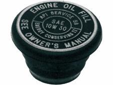 For 1985-1986 Chevrolet C10 Oil Filler Cap AC Delco 46697XP 4.3L V6 VIN: N