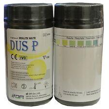 100 X Gp proteína orina tiras de prueba del riñón, infección del tracto urinario (uti)