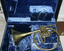 Marching French Horn Made in France (Listed at 50% off)