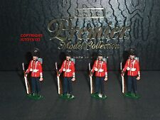 Charles biggs premier 2003 coldstream guards standing at ease toy soldier set