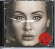 ADELE 25 - NEW CD - FREE LOCAL POST