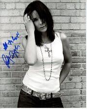 PATTY SMYTH Signed Autographed SCANDAL Photo WIFE OF JOHN MCENROE