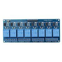 8-Channel Relay Board Module for Arduino Raspberry Pi ARM AVR DSP PIC 5V DC