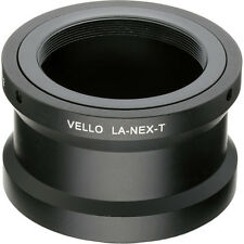 Vello T Mount Lens to Sony NEX Camera Adapter