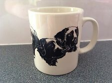 Staffordshire Labrador Stoneware Mug