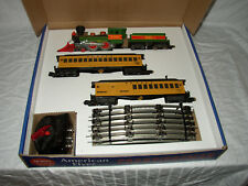 AMERICAN FLYER REPRO FRONTIERSMAN SET BOX ONLY FOR 2 CARS. NO TRAINS OR CARS