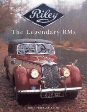 Riley RMs (Legendary RMA RMB RME RM A B E roadster drophead coupe) Buch book