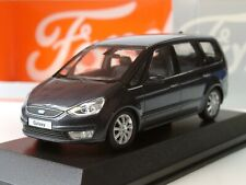 Minichamps Ford Galaxy, 2006, anthrazit, Werbemodell - 1:43