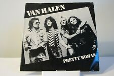 45 RECORD VAN HALEN - PRETTY WOMAN   PICTURE SLEEVE ONLY