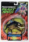 Hasbro 1998 Transformers Beast Wars Deluxe Fuzors Torca nice card rare