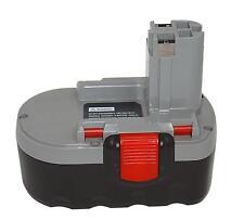 Akku für Bosch PSR 18VE2, GDS 18 V-HAT, GSR 18 VE-2, NiMH / 18V / 2200mAh