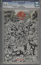AGE OF ULTRON #1 - CGC 9.8 - BRYAN HITCH SKETCH VARIANT - 0226632005