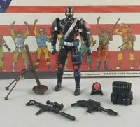 Original 2003 GI JOE IRON GRENADIER V2 ARAH not Complete UNBROKEN figure