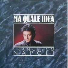 "Francesco Napoli Ma Quale Idea 12"" Vinyl Schallplatte 135166"