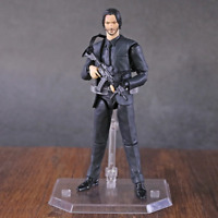 Medicom Mafex No. 070 John Wick Keanu Reeves PVC Action Figure Collectible Model