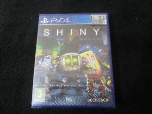 PS4 : SHINY - Nuovo, sigillato, ITA ! Compatibile con PS5 ! CONSEGNA IN 24/48H