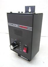 Baldor BC138 DC Motor Speed Control, 115VAC, 5A (CN3000A57)