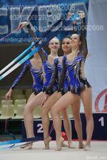Rhythmic Gymnastics Leotard,Acrobatic Baton Twirling Tap Ice Dance Costume
