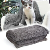 80 x 100cm Extra Large Soft Pet Blanket  Cosy Warm Fleece Pet Dog Cat Blanket