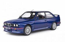 1990 BMW M3 (e30) Coupe Mauritius Blue 1 18 Solido S1801509