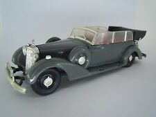 1937 MERCEDES CABRIOLET 1:43 Scale RIO Model Car MADE IN ITALY 1/43 (S-VP)