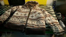 Columbia Omni-shield Womens Sweater Jacket Size L Good Condition