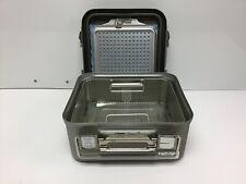 V Mueller Genesis Cd1 6b Half Length 6 Deep Perforated Sterilization Container