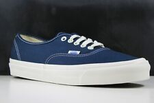 cfc8685657ed Vans Og Authentic LX (Canvas/Suede) Size 10.5 Mens Navy/White VN000UDDIAW