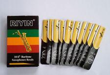 1 box Eb Baritone sax reeds / saxophone reed NEW #2.5