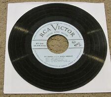 Elvis Presley G8-MW-8705 TV Guide Presents 45 1956 NM