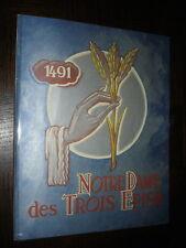 NOTRE-DAME DES TROIS EPIS - 1491 - M. J. André 1954 - Alsace