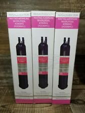 3-Pack Life H20 Water Filter Whirlpool Maytag Kenmore 4396841 H206841
