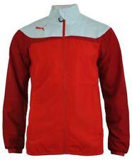 Abbiglimento sportivo da uomo felpe rossi PUMA