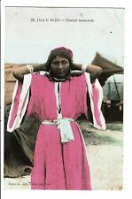 CPA - Carte Postale-Maroc - Femme marocaine en 1917 VM5509