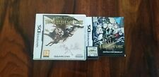 Final Fantasy : 4 Heroes of Light - Nintendo DS - Complete Rare