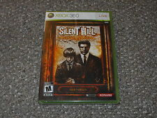 Silent Hill Homecoming Xbox 360 Brand New Factory Sealed